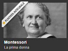 Rai3, documentario su Maria Montessori